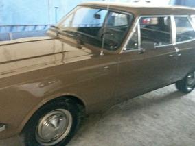 Chevrolet/gm Caravan Opala Comodoro 1975