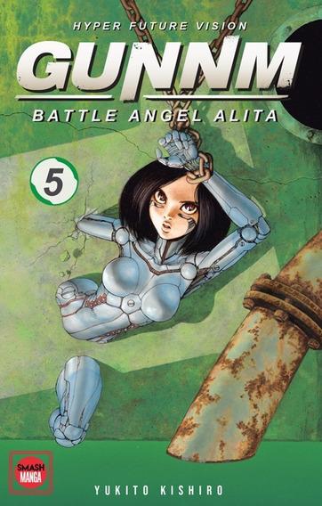 Manga Alita Battle Angel Gunnm 5 En Español Smash Animeien