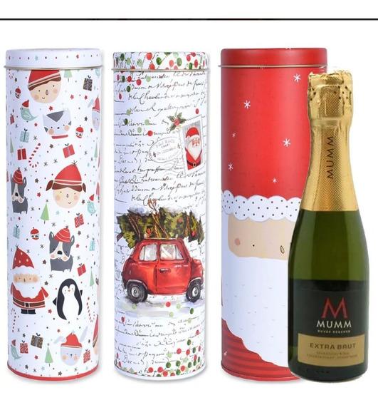 Alparamis Lata Champagne Coleccion Navidad