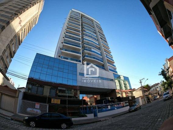Apartamento Com 3 Dormitórios À Venda, 95 M² Por R$ 470.000 - Praia De Itapoã - Vila Velha/es - Ap0177