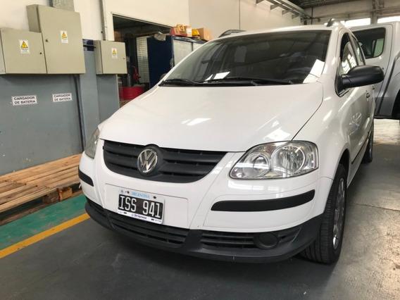 Volkswagen Suran Comfortline Garantia Nafta No Gnc #mkt11026