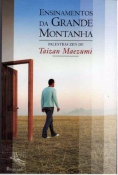 Livro Ensinamentos Da Grande Montanha - Palestra Zen Budismo