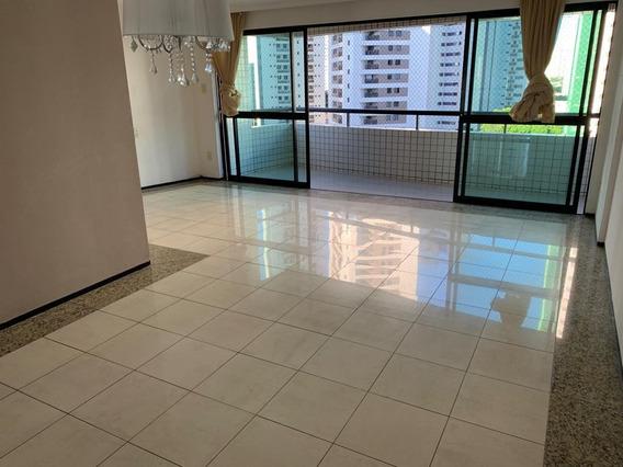 Apartamento Em Rosarinho, Recife/pe De 120m² 3 Quartos À Venda Por R$ 750.000,00 - Ap277322