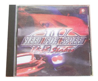 Jogo |plastation|nees For Speed Iv High Starkes | Raríssimo