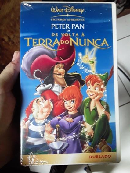 Peter Pan Vhs Lacrado
