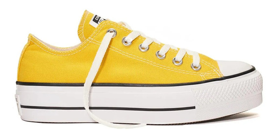 Zapatillas Converse Chuck Taylor Lift Mujer 166633c On