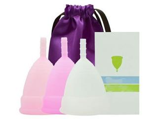 Copa Menstrual Furuize Silicona Suave Certificada Con Fda