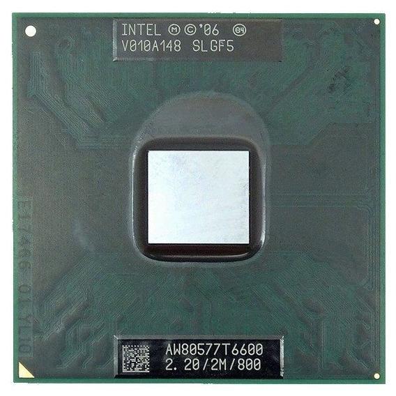 Processador 2.2ghz Intel Core 2 Duo 2m 800mhz Slgf5