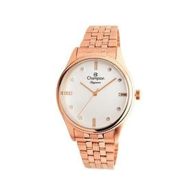 Relógio Champion Feminino Rosê Cn25841z