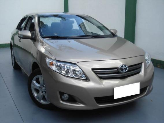 Toyota Corolla 1.8 Xei 16v Flex Aut 2009.