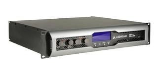 Audiolab Steel S13.4 Dsp Potencia Amplificador Digital 4c 6p