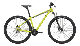 Bicicleta Cannondale R29 Trail 6 2x9 Altus F.hid. Alum 2020