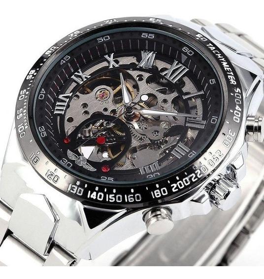 Relógio Masculino Mecânico Importado Original Frete Grátis