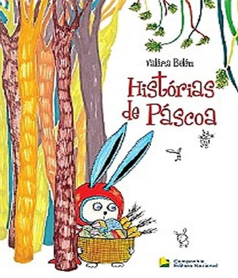Livro Historias De Pascoa