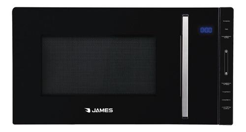 Microondas James J 23 Mfl Inv Negro Dimm