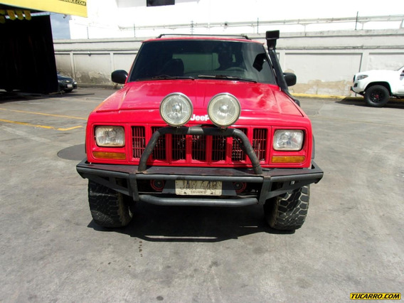 Jeep Cherokee Full