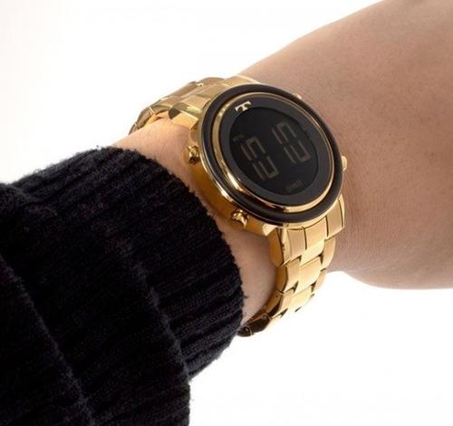 Relógio Technos Digital Feminino Fashion Trend  Bj3059ac/4p