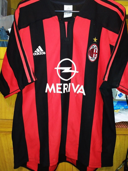 Camiseta Del Milán! #7 Shevchenko