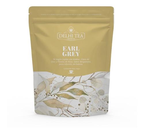 Té Hebras Delhi Tea Premium Earl Grey