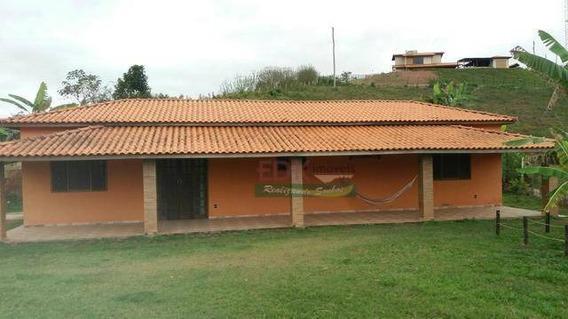 Chácara Com 2 Dormitórios Para Alugar, 2000 M² Por R$ 2.200/mês - Monte Belo - Taubaté/sp - Ch0135