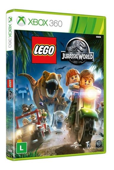 Game Xbox 360 Lego Jurassic World Pix90