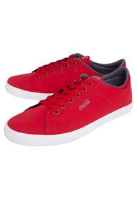 Tênis Coca Cola Shoes Vermelho Cc0892 Nº 42 Usado 1 Vez