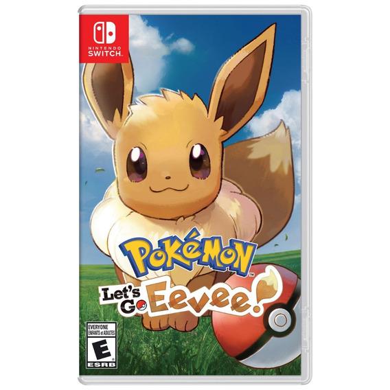 Jogo Switch Pokémon Let
