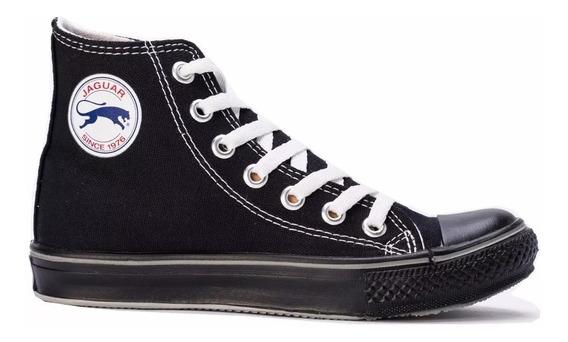 Botitas Zapatillas Lona Jaguar Art 325 Hombre Mujer E/gratis