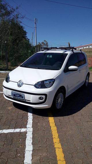Vw - Volkswagen Up! Tsi 2017 - Único Dono Original