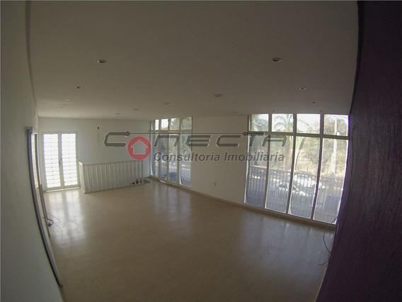 Casa Comercial Para Venda E Locação, Taquaral, Campinas. - Ca0034