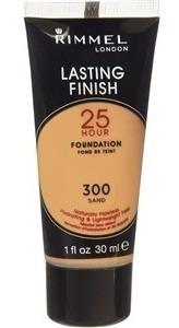 Base Rimmel Lasting Finish 25 Hour Foundation 300