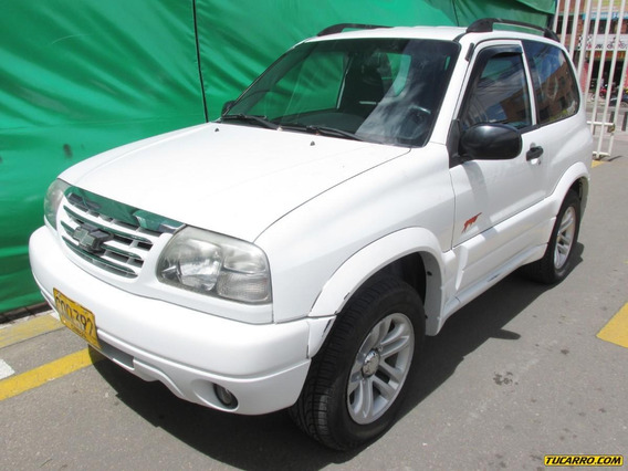 Chevrolet Grand Vitara 1.6 Mt Aa 4x4