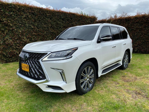 Lexus Lx570 Super Sport Plus V8 5.7l