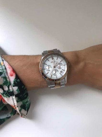 Relógio Dkny Original Usado