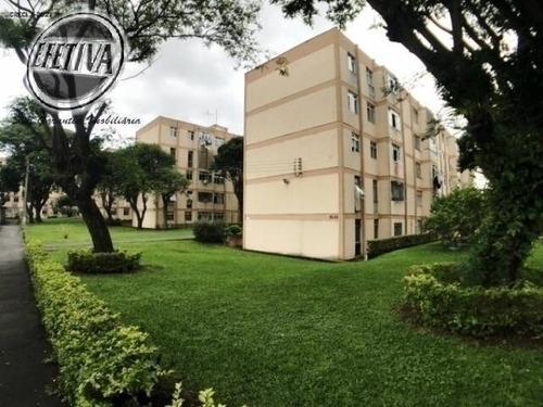 Apartamento 45 M² - Cidade Industrial - Curitiba -pr - 1169a