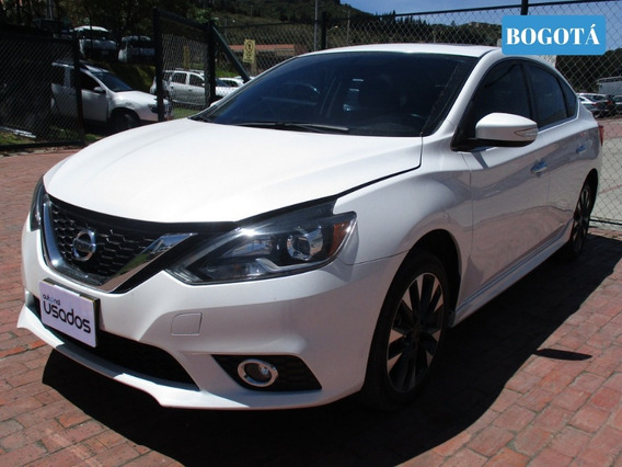 Nissan New Sentra Plus Sr 1.8 Aut 2017 Jev464