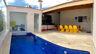 Casa Térrea Com 3 Suítes, 200 M², Condomínio Colinas, Taubaté/sp - Ca1394