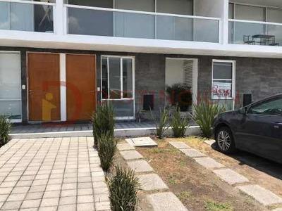 Departamento En Renta Amueblado En Condominio, Juriquilla Santa Fe