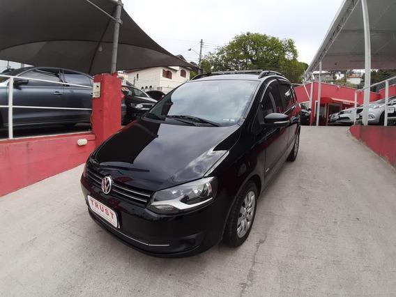 Volkswagen Spacefox 1.6 Trend Total Flex 5p 2012