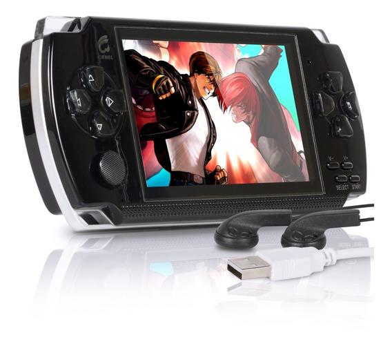 Mini Vídeo Game Portátil Retrô The King Cadilac Dinossauro