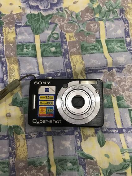 Câmera Sony Cyber-shot No Estado