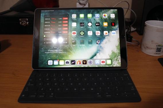 iPad Pro 10.5 - 256gb Com Apple Pen Teclado E Apple Care
