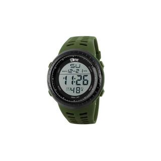 Reloj Revive Kr0713 Poliuretano Verde Hombre