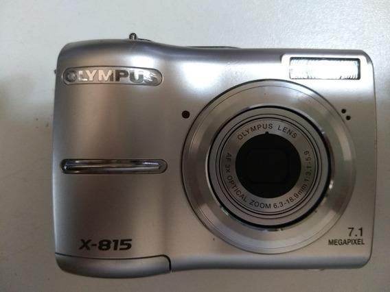 Câmera Digital Olympus X815