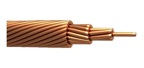 Imagen 1 de 4 de Cable De Cobre Semiduro Desnudo Cdc-12 Condumex