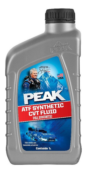 Óleo Câmbio Original Peak Atf Cvt Full Synthetic