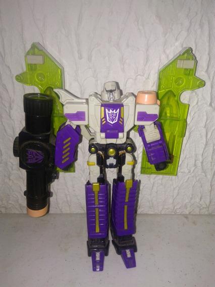 Transformers Classics Class Voyager Decepticon Megatron 2006
