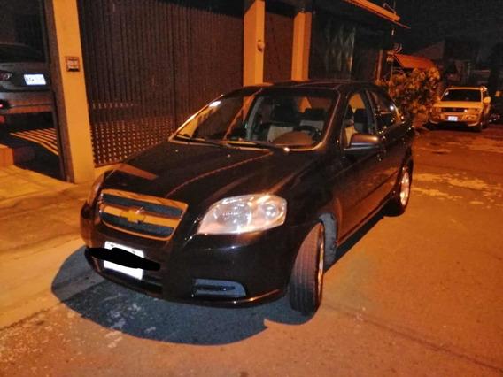 Chevrolet Aveo Chevrolet Aveo 2011