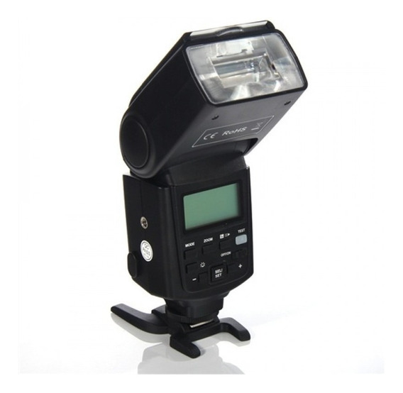 Flash Speedlight Godox Tt680 - Para Canon (ttl/hss)