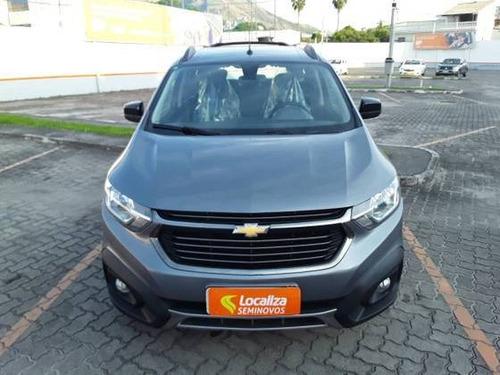 Imagem 1 de 9 de Chevrolet Spin 1.8 Activ7 8v Flex 4p Automático